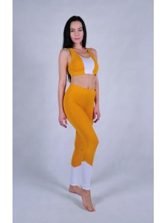 Mustard power sporty set