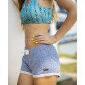Forget me not - shorts light blue