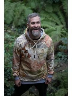 WALKERKA - black termo sweatshirts