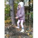 Pink old days - children´s leggings 86-110
