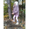 Pink old days - children´s leggings 86-110