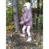 Pink old days - detské legíny 80-110