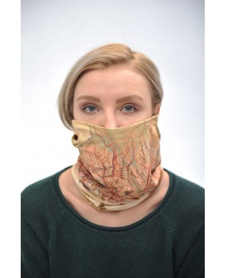 ČIČMANKA TRIKOLORA - , hat, scarf