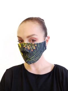 Mask - Henri Rousseau