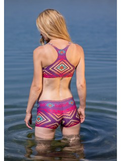 Aztec goddess - short sporty set