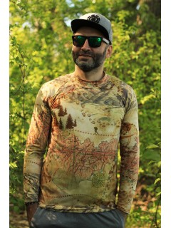 WALKER - termo tshirt with long sleeve