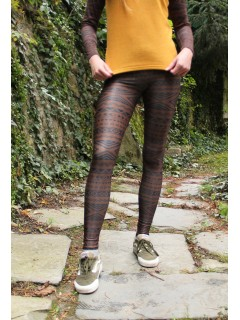 Aztec´s brownies leggings