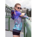Woman thermo sweatshirts -X-LACE FACE
