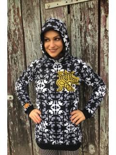 Kohútik Čičmiansky- woman sweatshirts