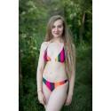Carnival stripes - bikini