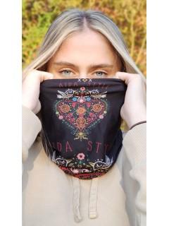 ĽUDOVKÁR - hat, scarf