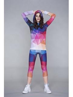 Crystal rainbow termo oblečenie