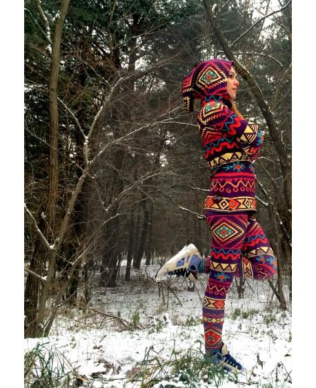 Aztec goddess - termo oblečenie