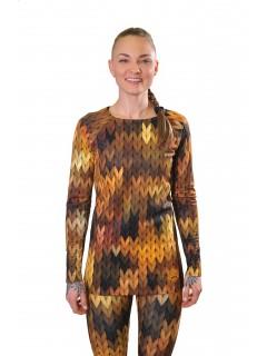 Knitted Woody Woods - termowear