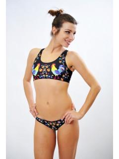 Tricolora Čičmany - športové plavky