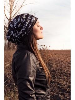 ČIČMANKA - buff, hat, scarf