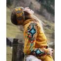 Termo čelenka - Navajo Tribe Winter