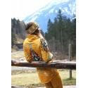 Navajo tribal winter - termo mikina dámska