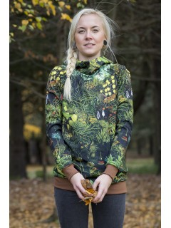 Tribute to Henri Rousseau - woman sweatshirts