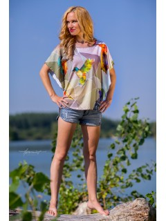 Geometrical birds top