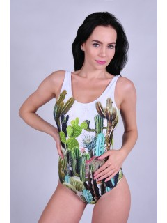 Cactus garden swimsuits